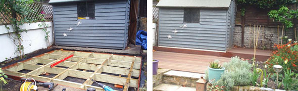 London Decking & Fencing Installers