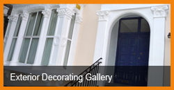 Exterior Decorating Gallery